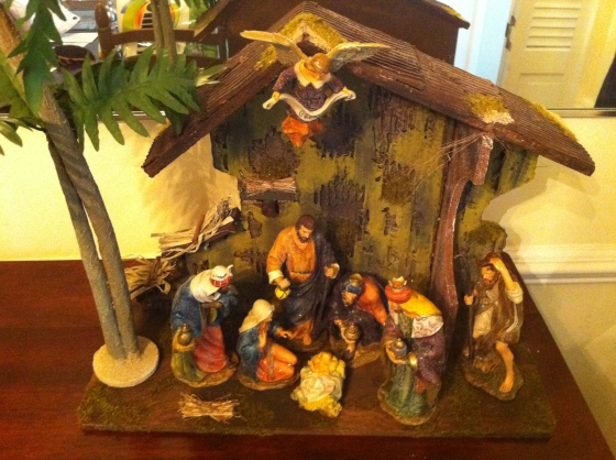 Christmas Decorations Nativity